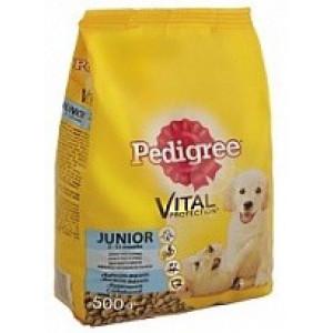 Pedigree (Педигри) сухой корм для собак средних пород с птицей и рисом 500 г.