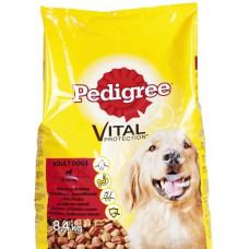Pedigree (Педигри) сухой корм для собак средних пород с птицей и рисом 6,5 кг.
