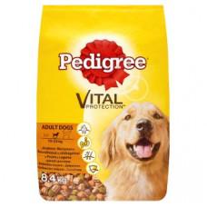 Pedigree (Педигри) сухой корм для взрослых с говядиной и птицей 8,4 кг
