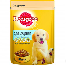 Pedigree (Педигри) консервы для щенков всех пород с курицей в жиле 100 г
