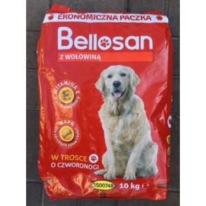 Bellosan Beef Adult Dog Food сухой корм для взрослых собак с говядиной 10 кг