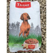 Tramp Complete menu сухой корм для взрослых собак 10 кг