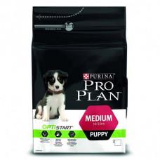 Pro Plan Puppy Medium сухой корм с курицей для щенков средних пород 12кг