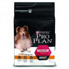 Pro Plan Medum сухой корм c курицей для собак средних пород 3кг.