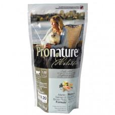 Pronature Holistic Adult Atlantic Salmon&Brown Rice сухой корм для котов всех пород с лососем и рисом 0,34 кг