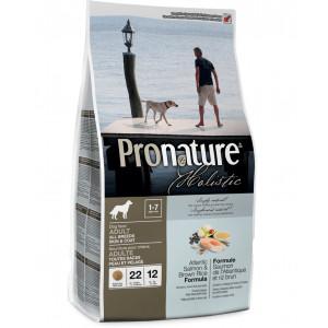 Pronature Holistic Adult Atlantic Salmon&Brown Rice сухой корм для собак всех пород с лососем и рисом 13,6 кг