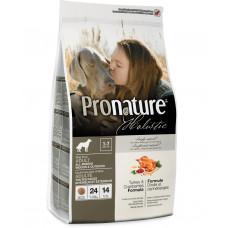 Pronature Holistic сухой корм для собак всех пород с индейкой и клюквой 2,72 кг
