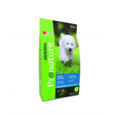 Pronature Original Dog Chicken Oatmeal сухой корм для взрослых собак с курицей и овсянной мукой 11,3 кг.