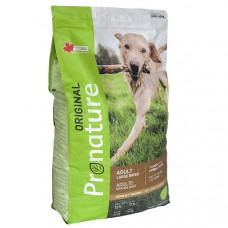 Pronature Original Adult LB Chicken сухой корм для собак крупных пород с курицей, 15 кг