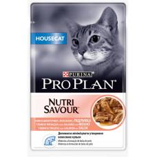Pro Plan HOUSECAT (Про План Хаускэт) консервы для котов с лососем 85г
