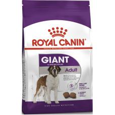 Royal Canin giant Adult крм для собак старше 18/24 мес 15 кг.