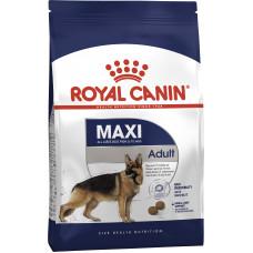 Royal Canin Maxi Adult корм для собак від 15 міс до 5 років 15 кг.