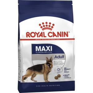Royal Canin Maxi Adult корм для собак от 15 мес до 5 лет 15 кг.