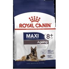 Royal Canin Maxi ageing 8+ корм для собак старше 8 лет 3 кг.