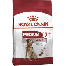 Royal Canin Medium Adult 7+ корм для собак от 7 до 10 лет 15 кг.