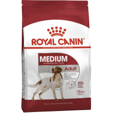 Royal Canin Medium Adult корм для собак с 12 мес до 7 лет 15 кг.