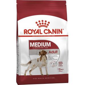 Royal Canin Medium Adult корм для собак з 12 місяців до 7 років 15 кг.