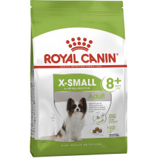 Royal Canin X-Small Adult 8+ корм для собак старше 8 лет 0,5 кг.