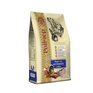 Ройчер Активный сухой корм для собак 10 кг