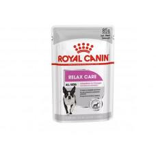 Royal Canin Relax Care Loaf паштет для собак в период смены обстановки 85 г
