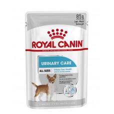Royal Canin Urinary Loaf консервы для собак кусочки в соусе 85 г