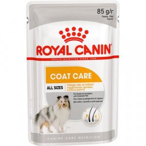 Royal Canin Coat Beauty Loaf паштет з тьмяною і сухий шерстю 85 г