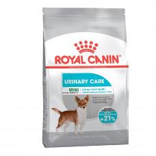 Royal Canin Mini Urinary Care сухой корм для собак с чувствительной мочевыделительной системой 1 кг