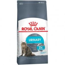 Royal Canin Urinary Care сухой корм для кошек для профилактики образования мочевых кристаллов 0,4 кг