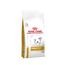 Royal Canin Urinary S/O Small Dog сухой корм для собак при заболеваниях дистального отдела мочевыделительной системы 1,5 кг