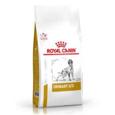 Royal Canin urinary Canine корм для собак при лечении и профилактике мочекаменной болезни 13 кг.