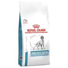 Royal Canin sensitivity Canine корм для собак с пищевой аллергией или непереносимостью 14 кг.