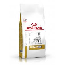 Royal Canin Urinary UCDog сухой корм для собак для почек и мочевыделительной системы 14 кг