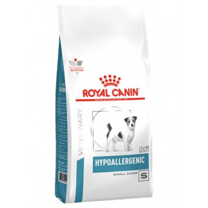 Royal Canin Hypoallergenic Small Dog гипоаллергенный корм для собак мелких пород 1 кг.