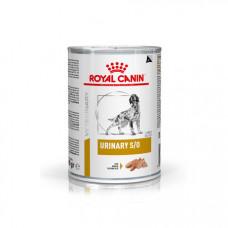 Royal Canin Urinary Canine cans консервы для собак при лечении и профилактике мочекаменной болезни 0,41 кг.