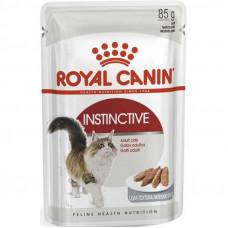 Royal Canin Instinctive Loaf паштет для взрослых кошек 85 г