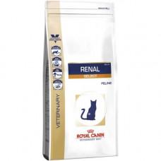 Royal Canin Renal Feline Select сухой корм для кошек при почечной недостаточности 4 кг