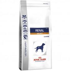 Royal Canin Renal Select Dog сухой корм для собак при почечной недостаточности 10 кг