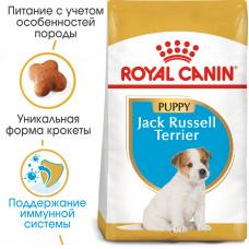 Royal Canin jack russell Junior корм для собак до 10 мес 0,5 кг.