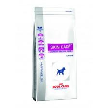 Royal Canin Skin Care Junior Small Dog корм для щенков мелких пород от 2 до 10 месяцев при атопии и дерматозе 2 кг.