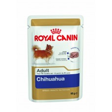 Royal Canin chihuahua Adult паштет для собак старше 8 месяцев 0,085 кг.