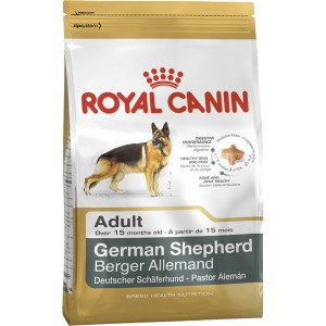 Royal Canin german shepherd Adult корм для собак от 15 месяцев 12 кг.