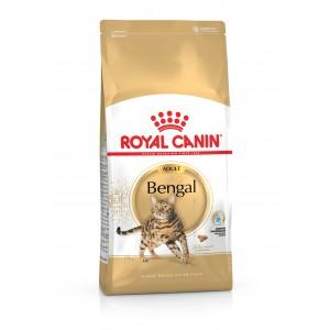 Royal Canin bengal Adult для кошек породы бенгальская старше 12 месяцев 10 кг.