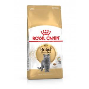 Royal Canin British Shorthair Adult для кошек (британская короткошерстная) старше 12 месяцев 2 кг.