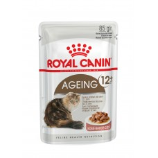 Royal Canin ageing +12 wet влажный корм для кошек старше 12 лет 0,085 кг.