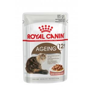 Royal Canin ageing +12 wet вологий корм для котів старше 12 років 0,085 кг.