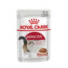 Royal Canin instinctive in gravy влажный корм для котят до 12 месяцев 0,085 кг.