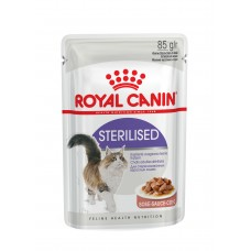 Royal Canin fhn wet Sterilised влажный корм для стерилизованных кошек старше 1 года 0,085 кг.