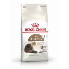 Royal Canin ageing +12 корм для зрелых кошек старше 12 лет 2 кг.