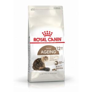 Royal Canin ageing +12 корм для зрілих котів старше 12 років 2 кг.