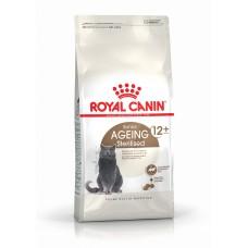 Royal Canin Sterilised 12+ корм для стерилизованных котов старше 12 лет 0,4 кг.